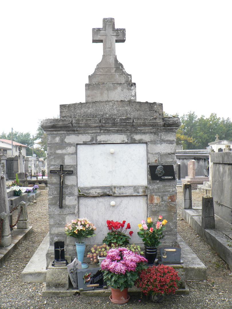 Rénovation de sépulture