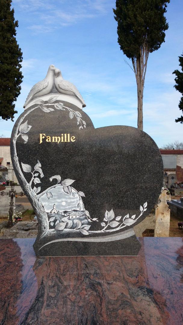 Votre artisan marbrier funéraire